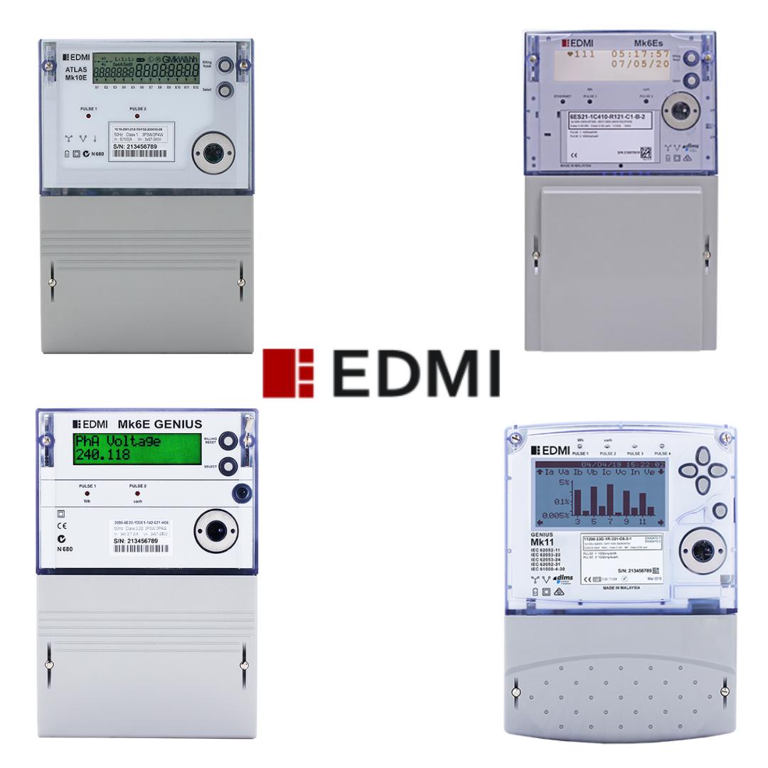 EDMI meters - TSO & DSO
