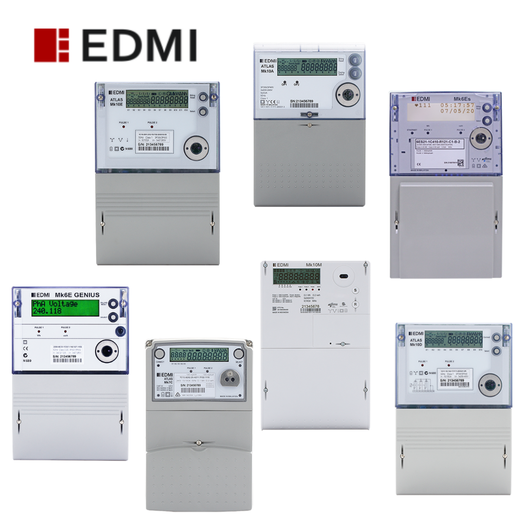 EDMI meters - Commercial & Industrial
