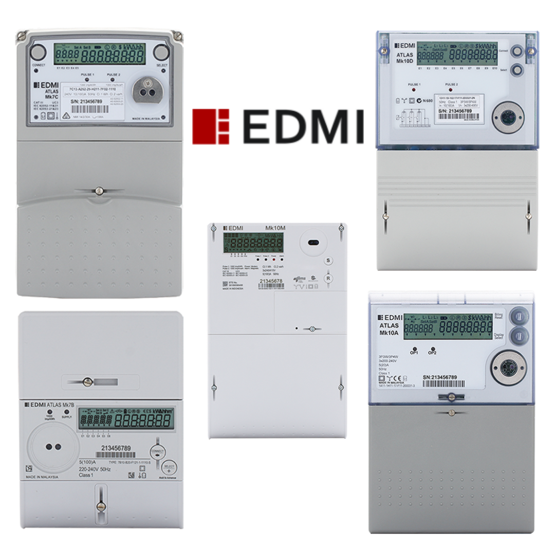 EDMI meters - Real Estate