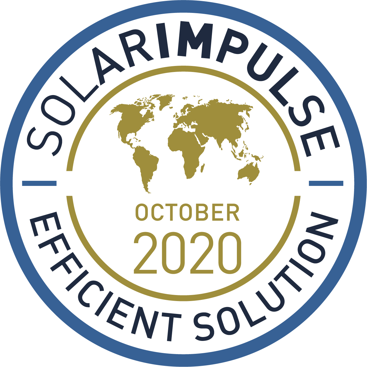 Label Solar Impulse Foundation - 10/2020