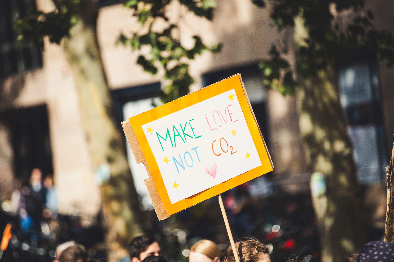 Make love not CO2 board